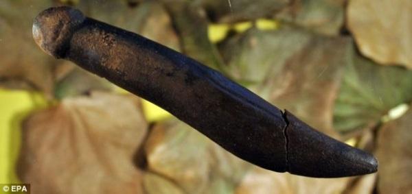 Brieza raga dildo