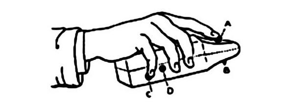 tremoussoir - pirmais uzvelkamais vibrators