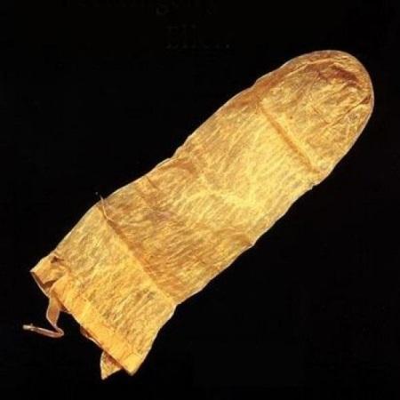средневековый презерватив